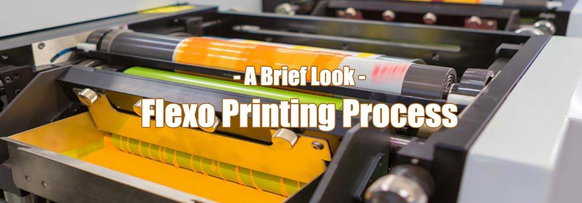 Flexo Printing Process